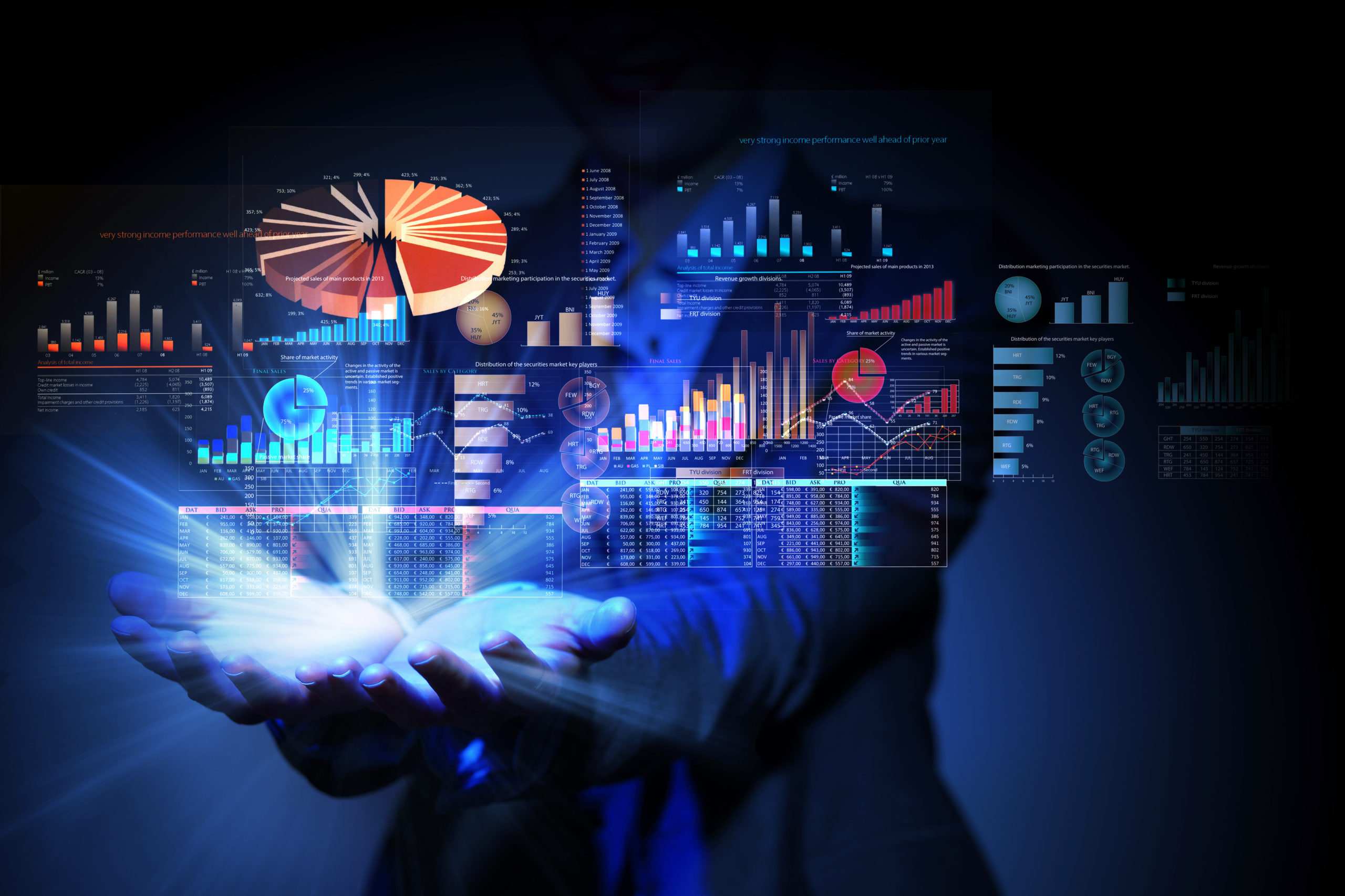 Développement outil de Data management